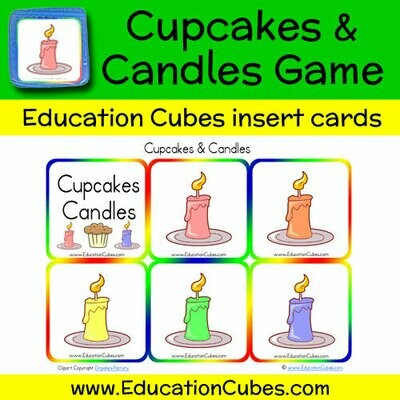 Cupcakes & Candles Game
