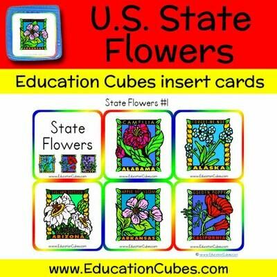 United States Flowers (version 1)