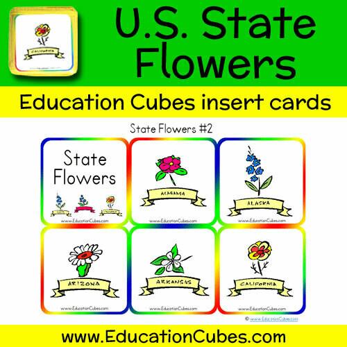 United States Flowers (version 2)