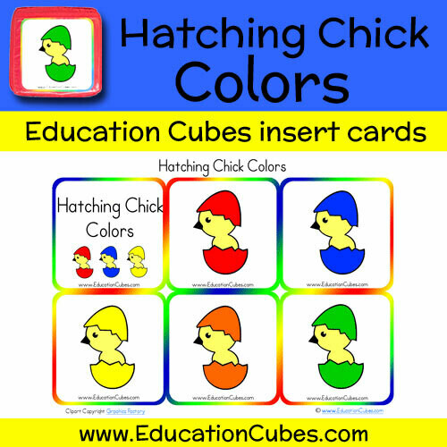 Hatching Chick Colors