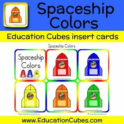 Spaceship Colors