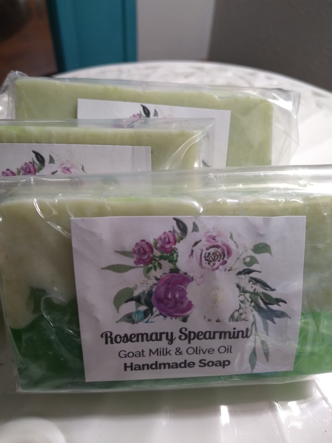 Rosemary Spearmint