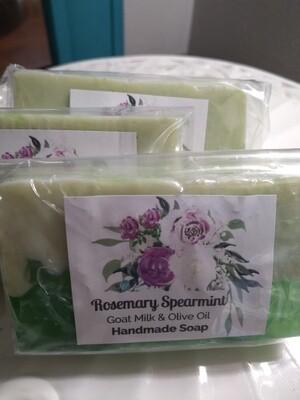 Rosemary Spearmint