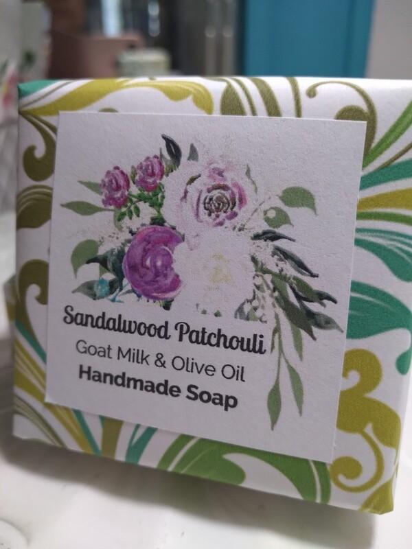 Sandalwood Patchouli