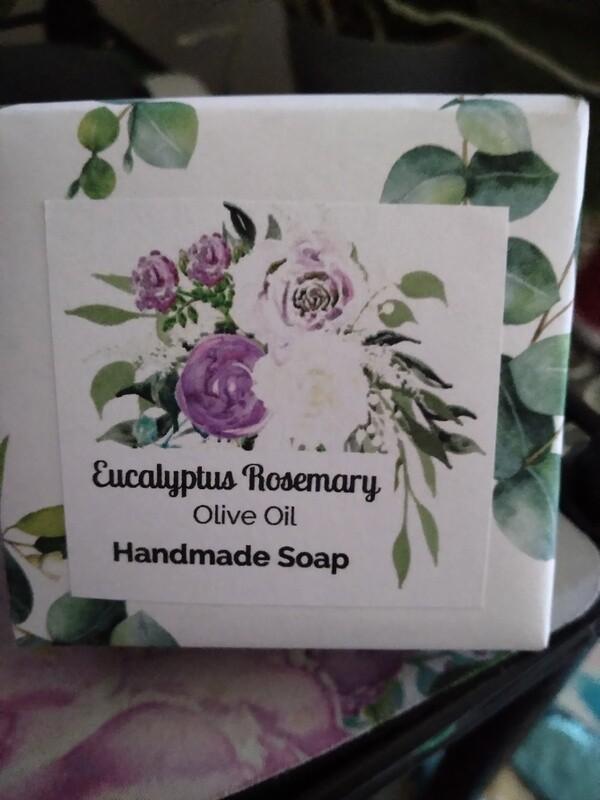 Eucalyptus Rosemary Olive Oil