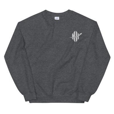 Embroidered NHS Logo Sweatshirt (Unisex)
