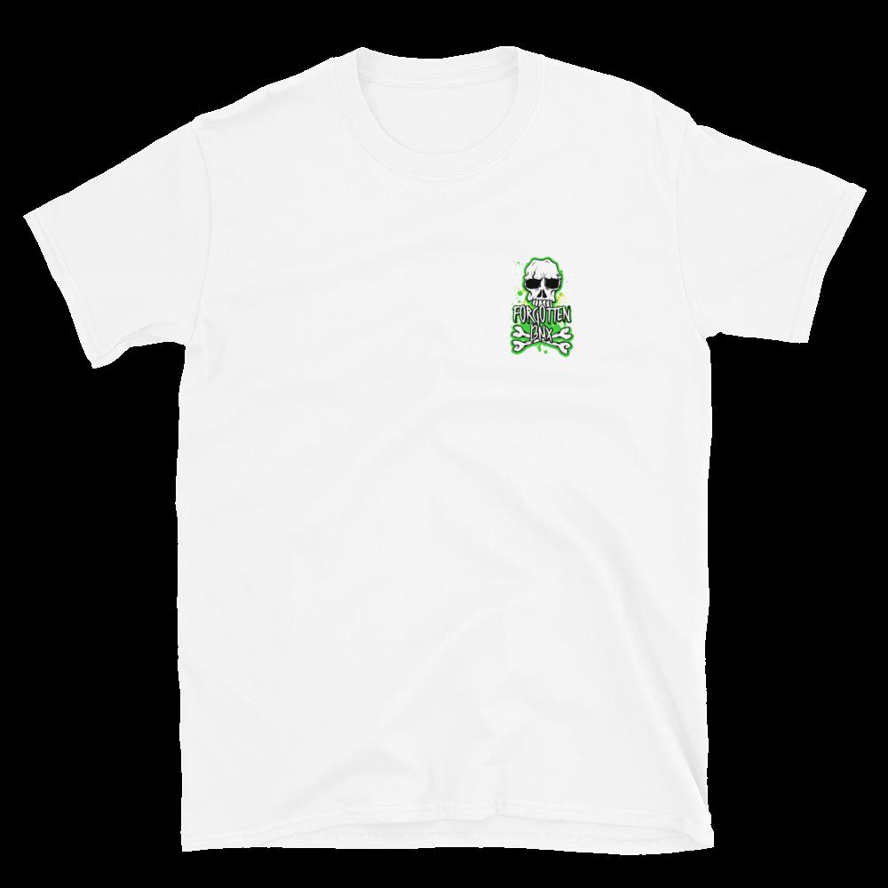 Forgotten BMX Skull 'n' Bones T-shirt - White