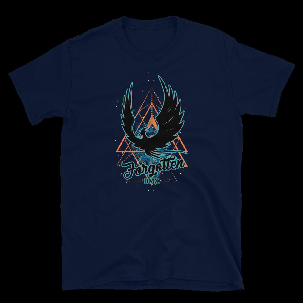 Forgotten BMX Enigma T-shirt - Navy