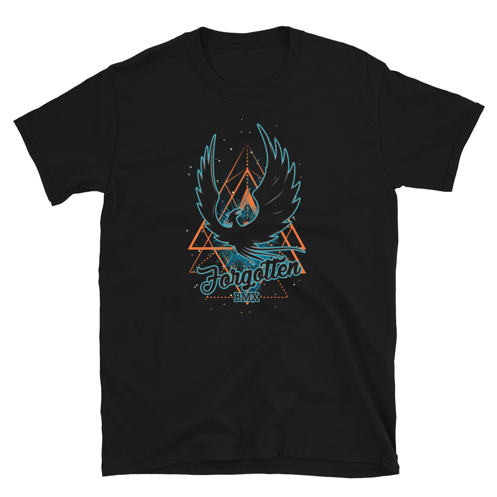 Forgotten BMX Enigma T-shirt - Black