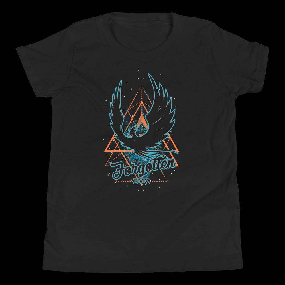 Youth Forgotten BMX Enigma T-shirt - Black