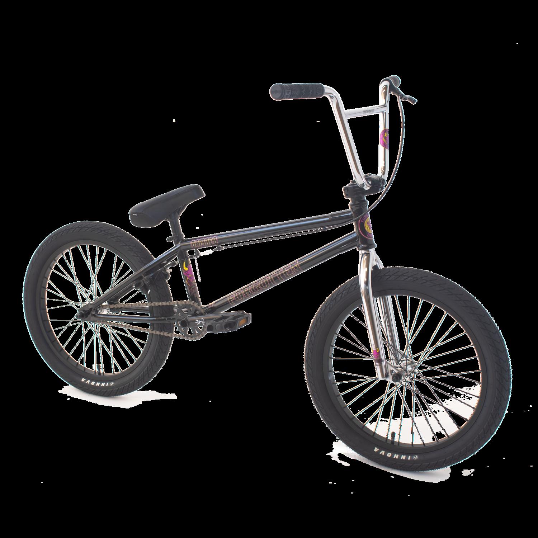 Damned BMX bike - Black - Forgotten BMX