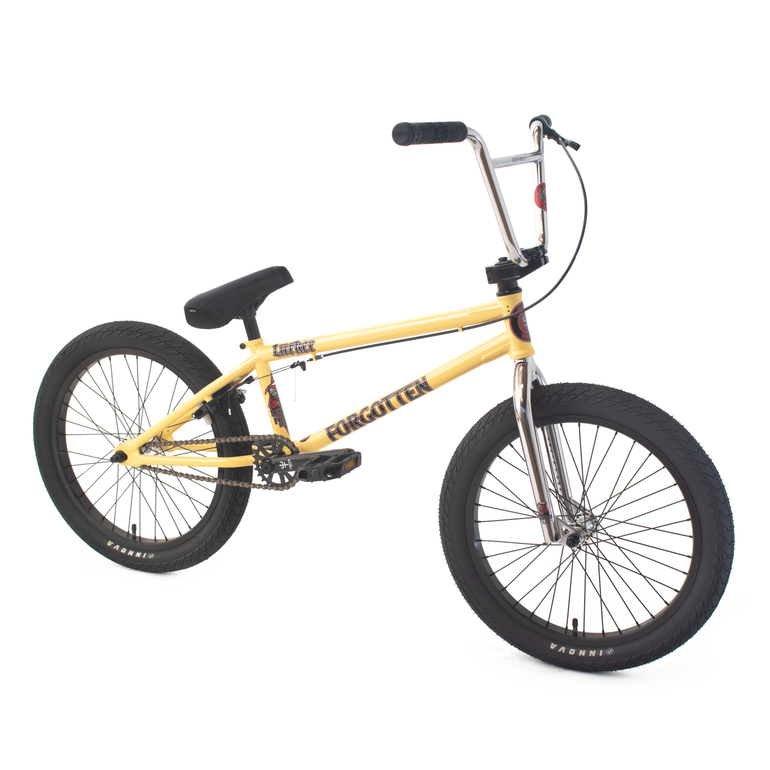 Lurker BMX bike - Tan - Forgotten BMX