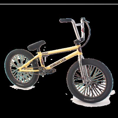 Lurker BMX bike - Tan - Forgotten BMX