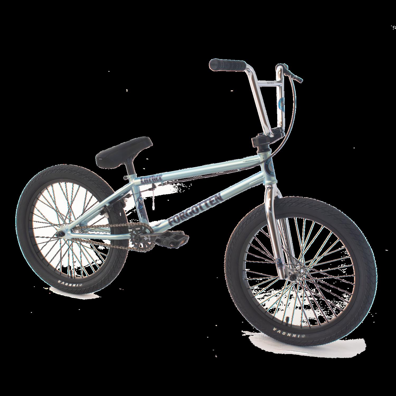 Lurker BMX bike - Blue - Forgotten BMX