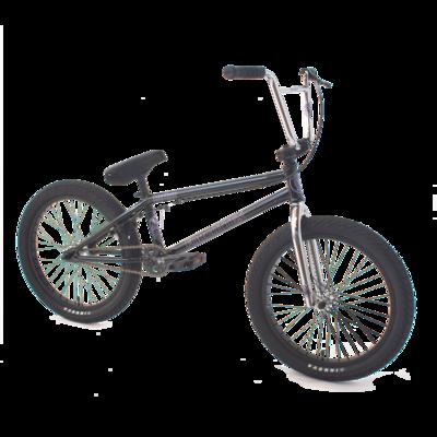 Lurker BMX bike - Black - Forgotten BMX