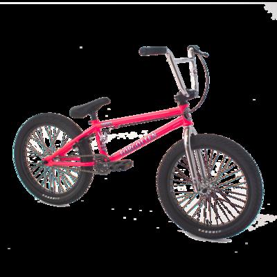 Thrasher BMX bike - Pink - Forgotten BMX
