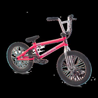"Thrasher 18"" BMX bike - Pink - Forgotten BMX"