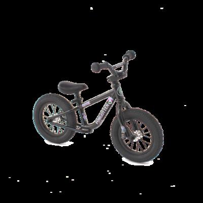 Rascal Balance bike - Black- Forgotten BMX