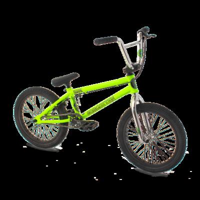 "Thrasher 18"" BMX bike - Green - Forgotten BMX"