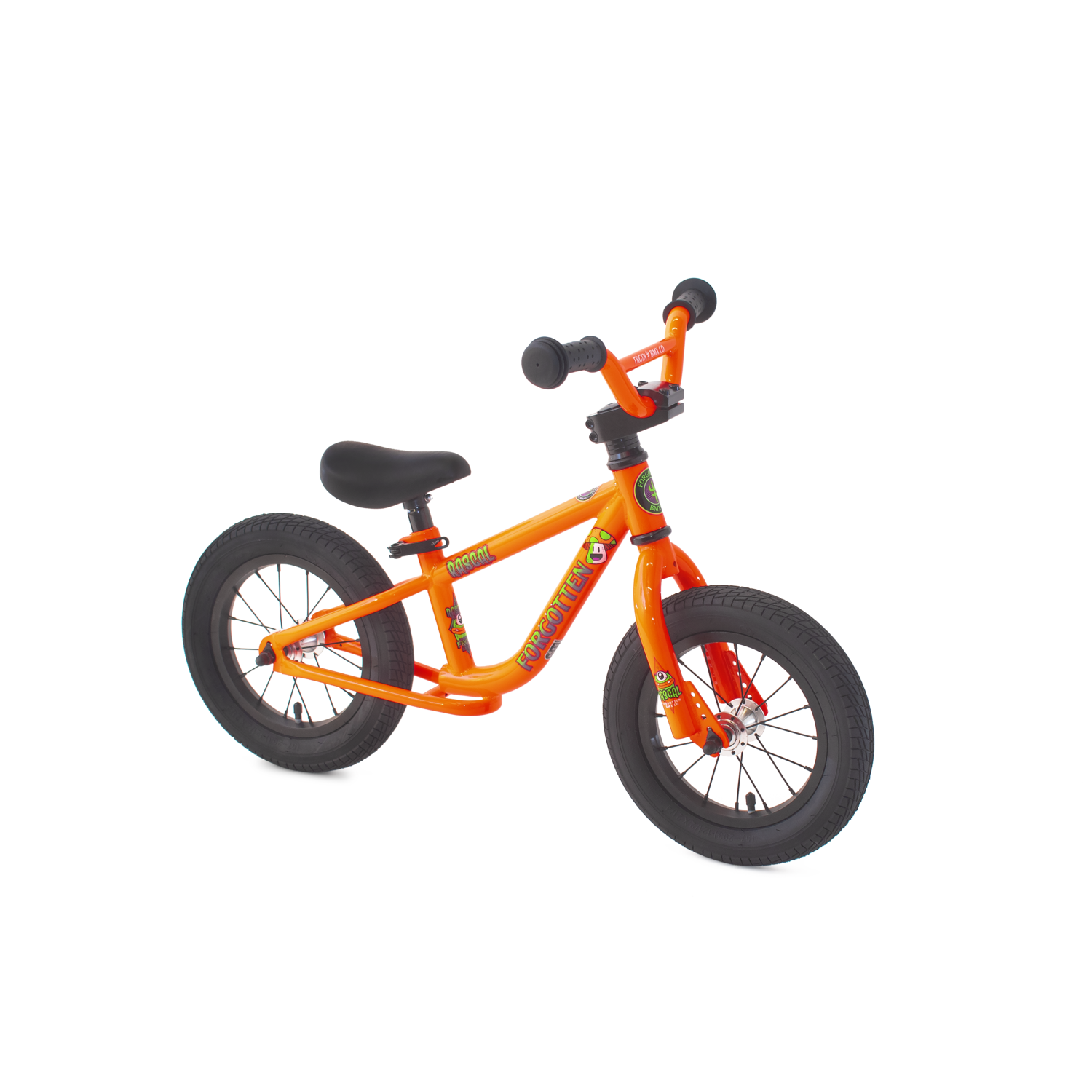 Rascal Balance bike - Orange - Forgotten BMX