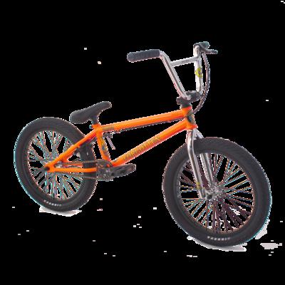 Thrasher BMX bike - Orange - Forgotten BMX