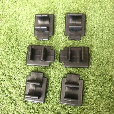 Extra Canopy Hinge Clips (set of 6)