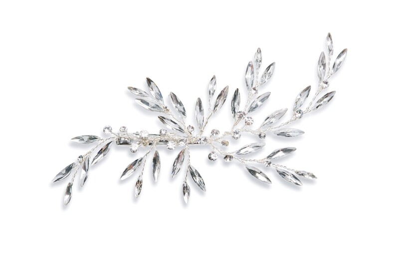 Wintersweet Bridal Hair Clip