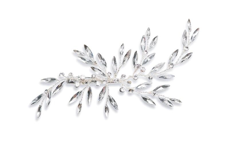 Wintersweet Bridal Hair Clip