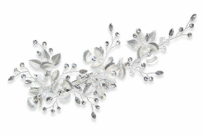 Flora Bridal Hair Clip