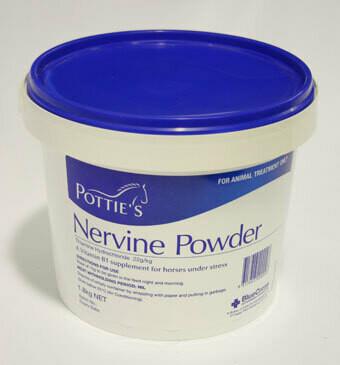 Nervine Powder