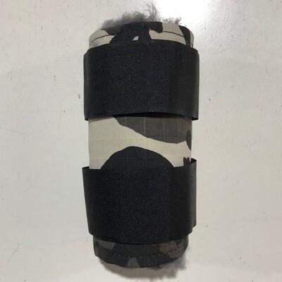 Sheepskin Canvas Paddock Boots (Cob)