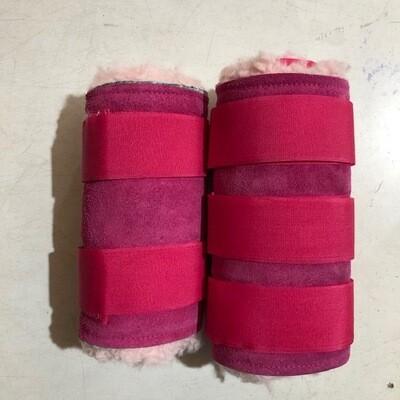 Sheepskin Paddock Boots (Cob)
