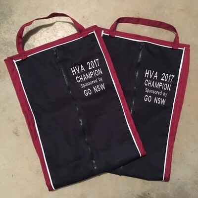 Bridle bags