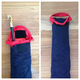 Quilted Cane Cover