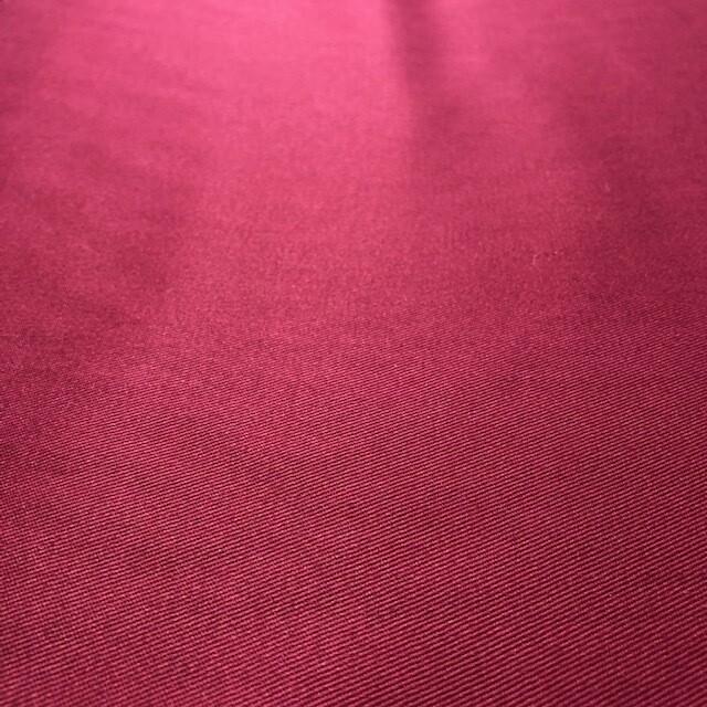 Burgundy Cotton