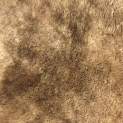 Brown Sheepskin