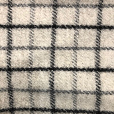 Black/Grey Collarcheck Kersey