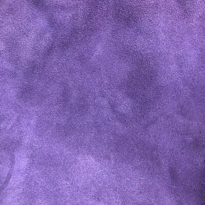 Purple Suede