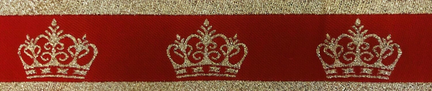 Red/Silver Crown