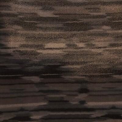 Black Stripe Print