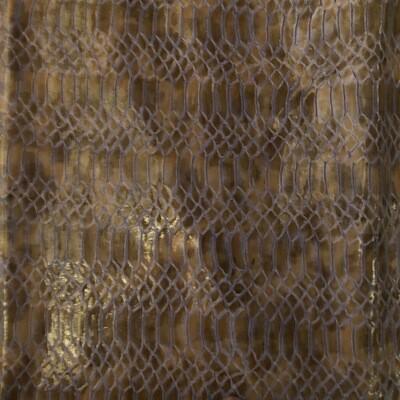 Brown/Mauve Snake  Print no.3