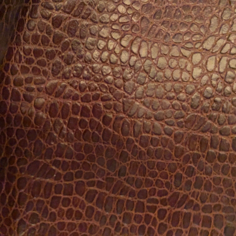 Brown Snake print no 9