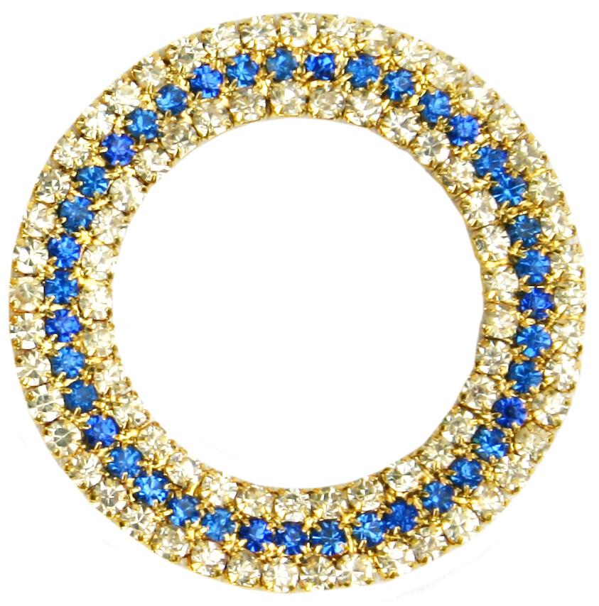 50mm Royal Triple Row Ring