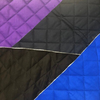 Quilted Hood - Design your own