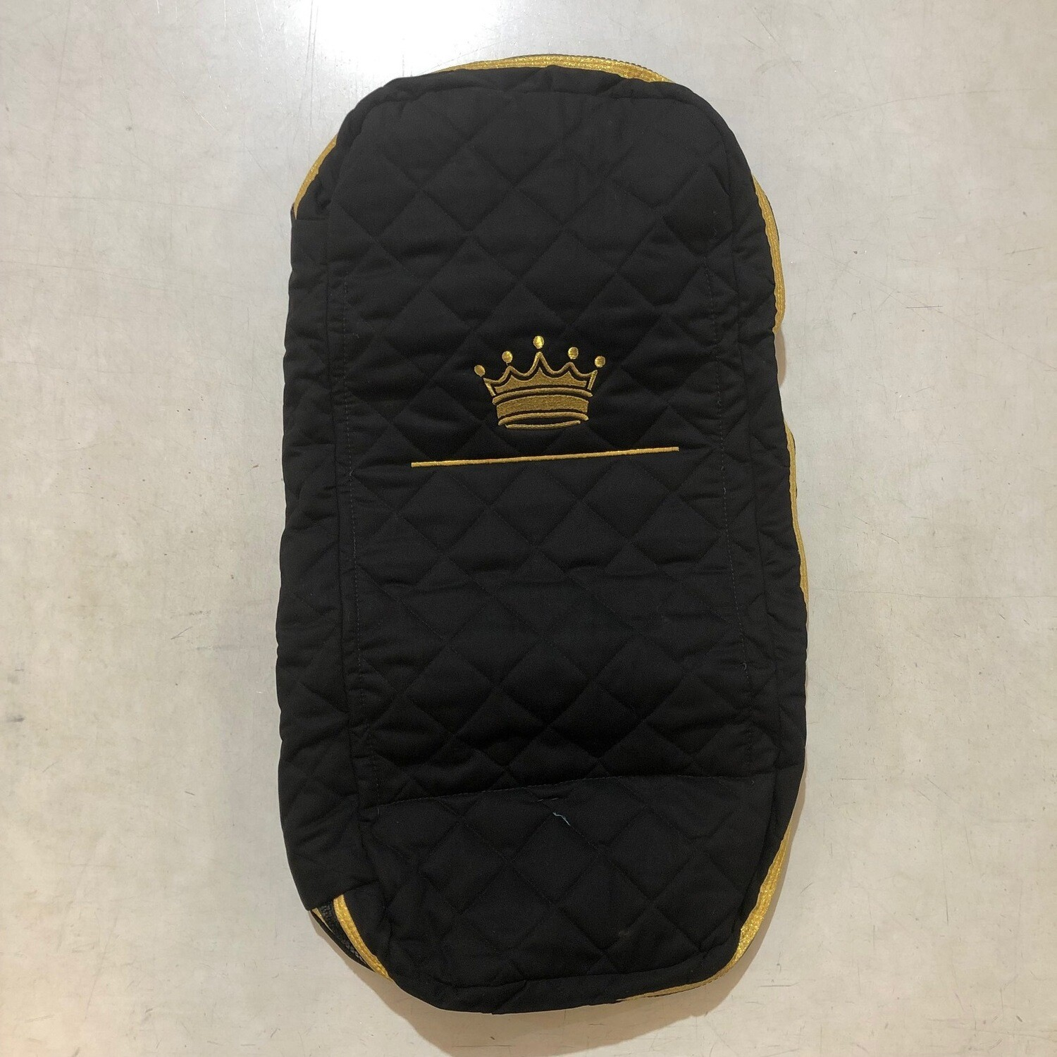 Quilted Bridle Bag - Design your own