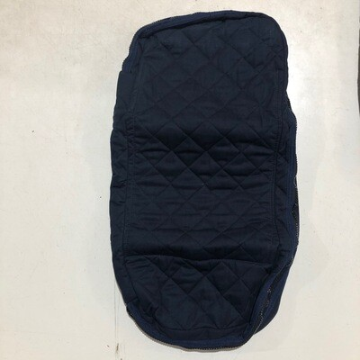 Bridle Bag - Quilted Navy/Navy