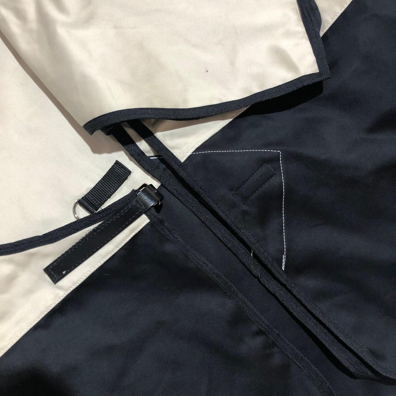 5'6 Moleskin Rug & tailbag