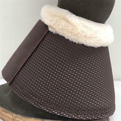 Toptac Fleece Bell Boots