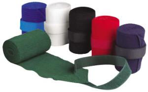 Bandages, Set of 4 - Red
