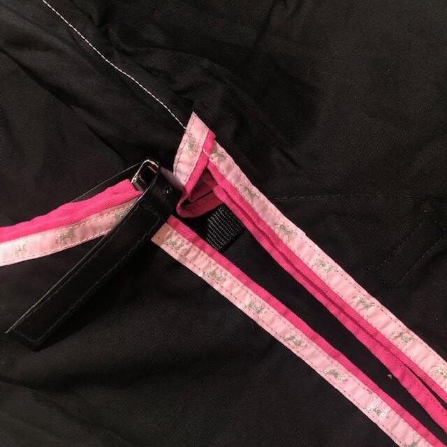 4'3 Paddock Set with horse binding